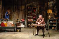 Kirk Bookman, Lighting Desiger - The Gin Game directed by Ted Pappas - Pittsburgh Public Theater