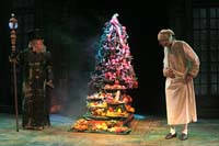 Kirk Bookman, Lighting Designer, A Christmas Carol